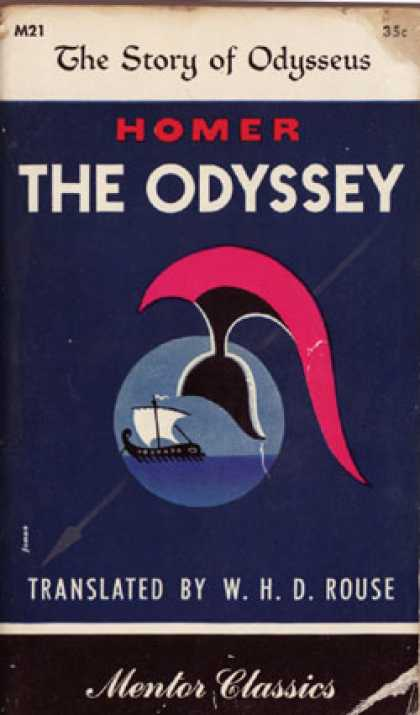 Mentor Books - The Odyssey