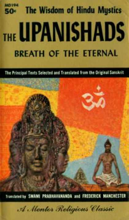 Mentor Books - The Upanishads Breath of the Eternal
