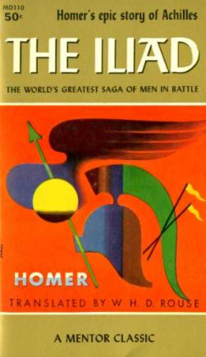 Mentor Books - The Iliad - Homer