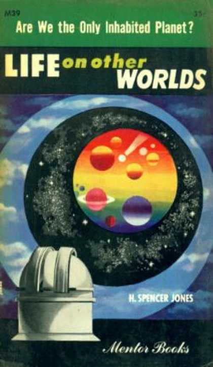 Mentor Books - Life On Other Worlds