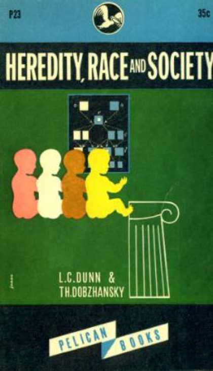 Mentor Books - Heredity, Race, and Society - L. C Dunn
