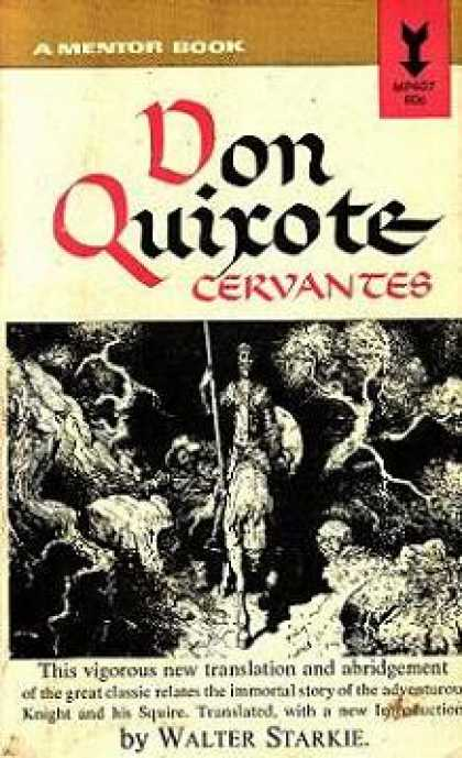 Mentor Books - Don Quixote: Abridged Edition - Miguel De Cervantes Saavedra