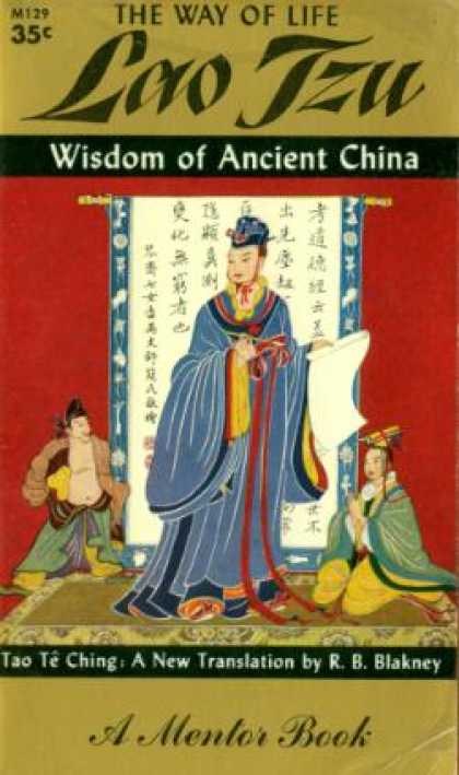 Mentor Books - The Way of Life: Lao Tzu