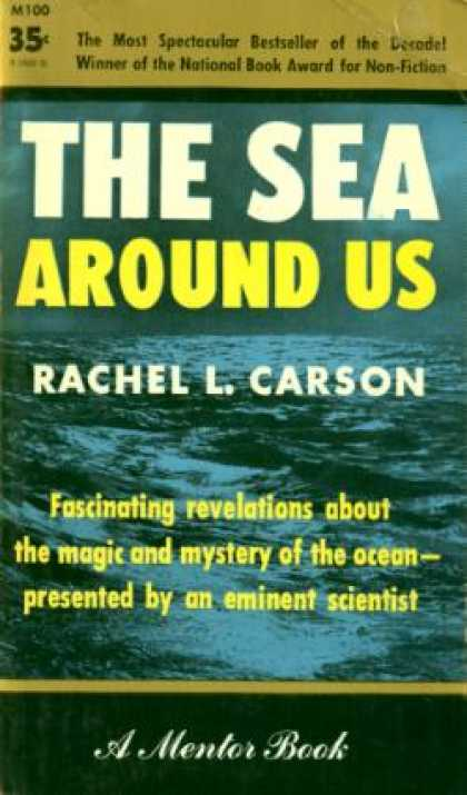 Mentor Books - The Sea Around Us - Rachel L Carson