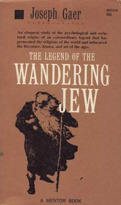 Mentor Books - The Legend of the Wandering Jew