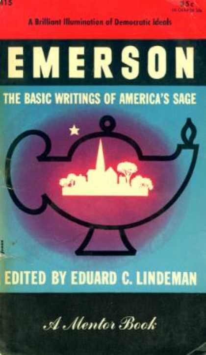 Mentor Books - Emerson the Basic Writings of America's Sage