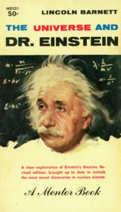 Mentor Books - The Universe and Dr. Einstein - Lincoln Barnett