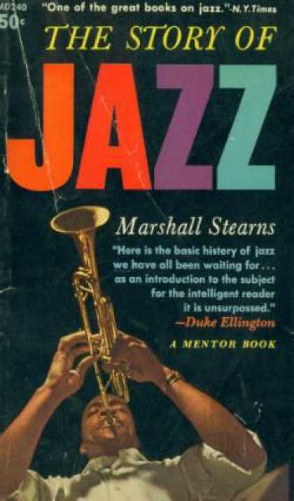 Mentor Books - The Story of Jazz