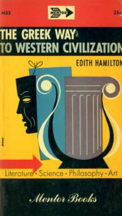 Mentor Books - The Greek Way To Western Civilization