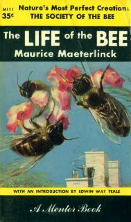 Mentor Books - The Life of the Bee - Maeterlinck; Maurice