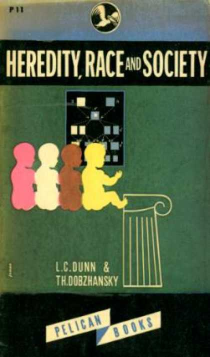 Mentor Books - Heredity, Race and Society - Dunn L.c. and Dobzhansky Th.