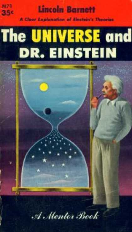 Mentor Books - The Universe and Dr. Einstein