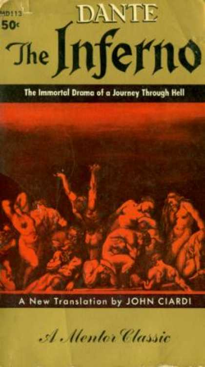 Mentor Books - The Inferno - Dante Alighieri