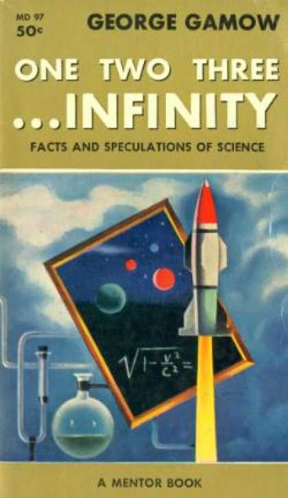 Mentor Books - One Two Three ...infinity - George Gamow