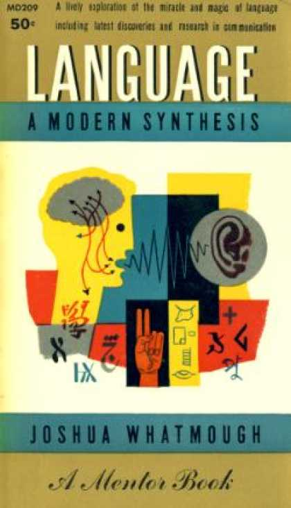 Mentor Books - Language a Modern Synthesis - Joshua Whatmouth