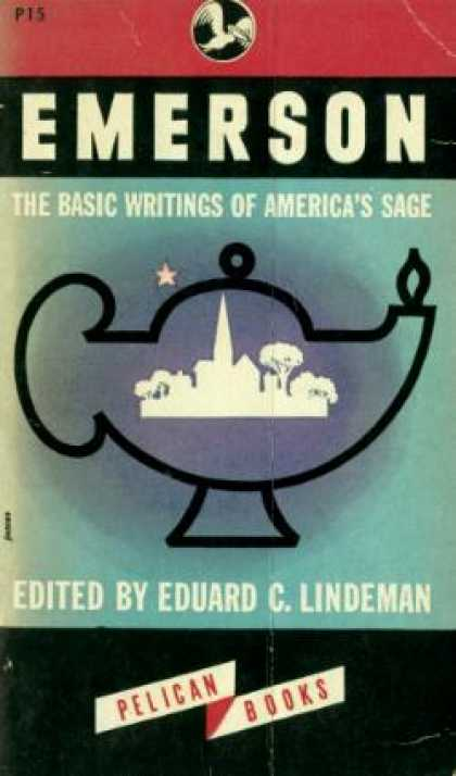 Mentor Books - Emerson: the Basic Writings of America's Sage - Eduard C. Lindeman