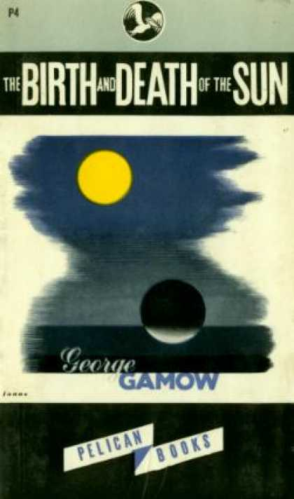 Mentor Books - Birth and Death of the Sun - George Gamow