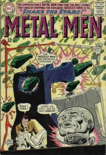 Metal Men 12 - Ross Andru