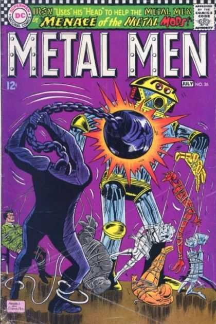 Metal Men 26 - Ross Andru