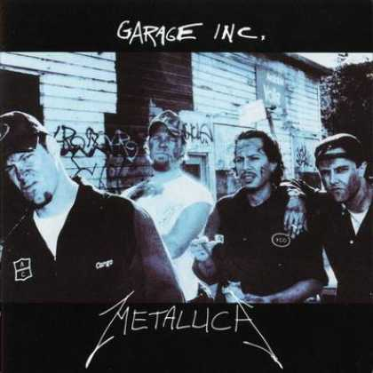 Metallica - Metallica Garage Inc