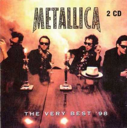 Metallica - Metallica - The Very Best '98