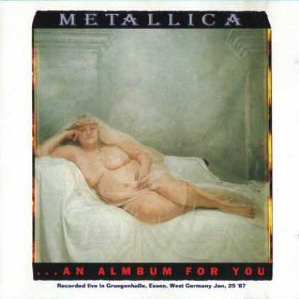Metallica - Metallica An Almbum For You