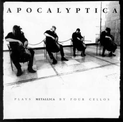 Metallica - Apocalyptica - Plays Metallica By Four Cellos