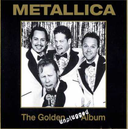 Metallica - Metallica - The Golden Unplugged