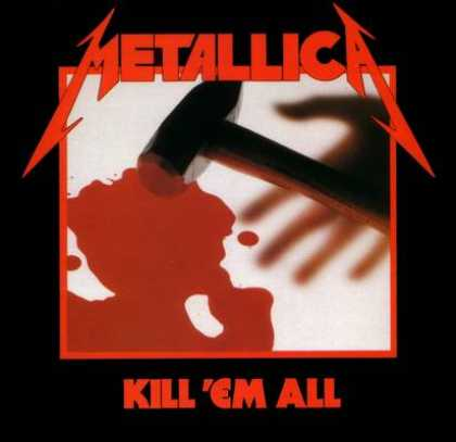 Metallica - Metallica - Kill 'em All