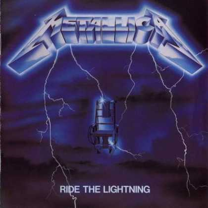 Metallica - Metallica Ride The Lightning
