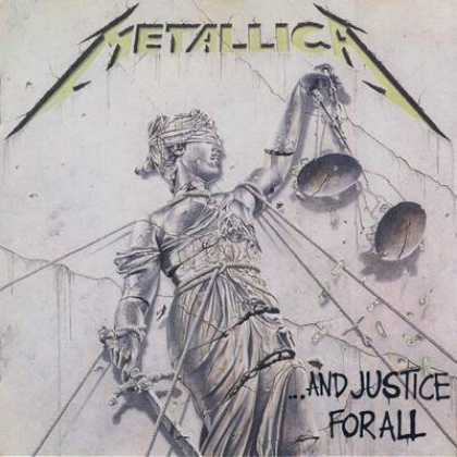 Metallica - Metallica - And Justice For All