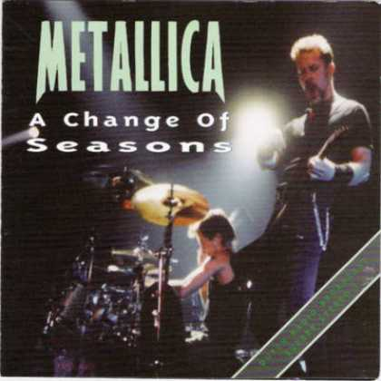 Metallica - Metallica - A Change Of Seasons
