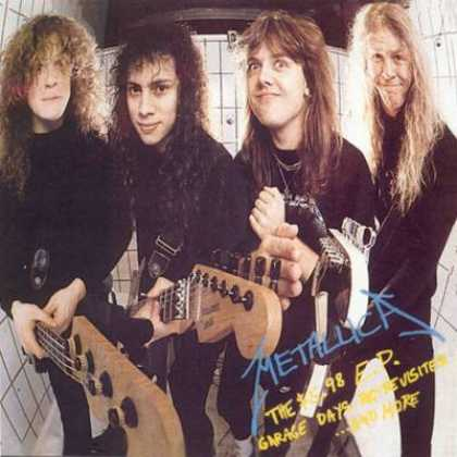 Metallica - Metallica Garage Days And More