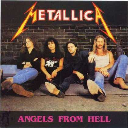 Metallica - Metallica Angels From Hell