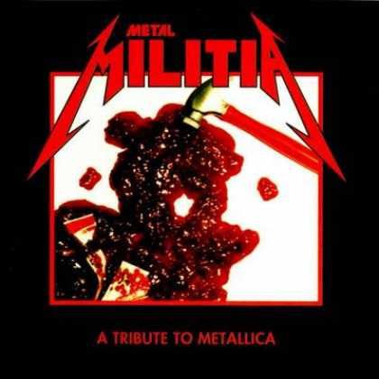 Metallica - Metal Militia A Tribute To Metallica