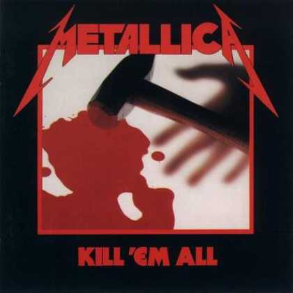 Metallica - Metallica - Kill Em All