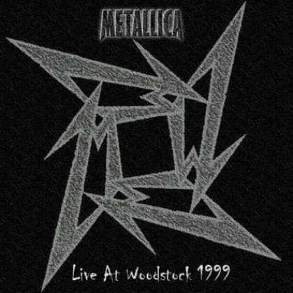 Metallica - Metallica Live At Woodstock 99