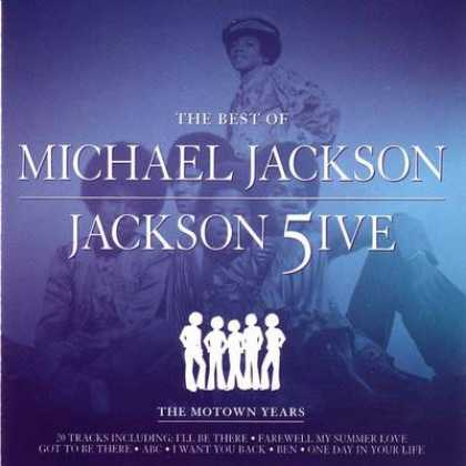 Michael Jackson - Michael Jackson & Jackson 5 - The Best Of The ...