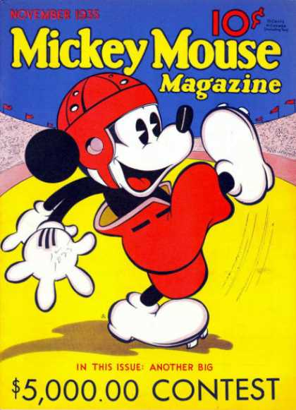 Mickey Mouse Magazine 3