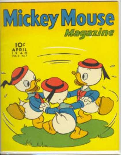 Mickey Mouse Magazine 57