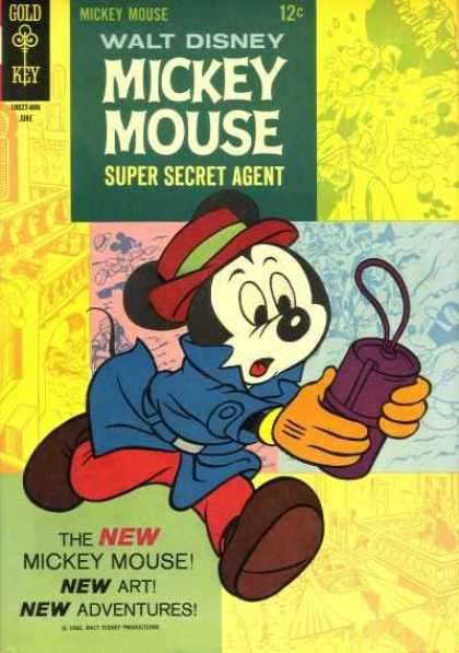 Mickey Mouse 107