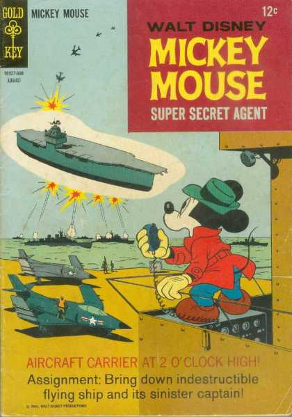 Mickey Mouse 108
