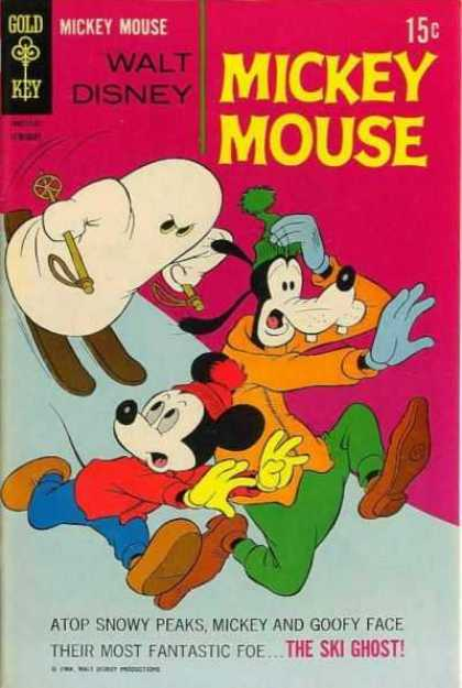 Mickey Mouse 120