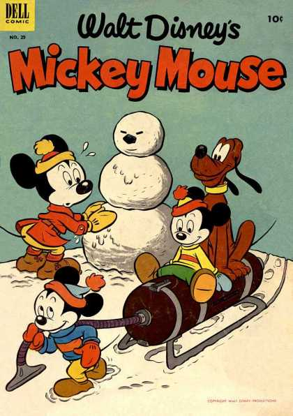 Mickey Mouse 29