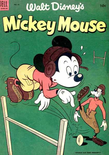 Mickey Mouse 38