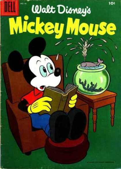 Mickey Mouse 45