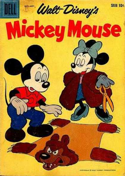 Mickey Mouse 62