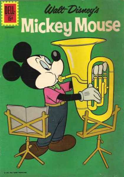 Mickey Mouse 81