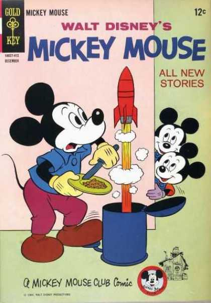 Mickey Mouse 98