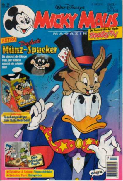 Micky Maus 1905 - Walt Disneys - Extra - Rabbit - Donald Duck - Ehapa